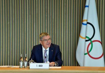 IOC chief Bach says Olympic Games cannot be 'marketplace of demonstrations' – Reuters India