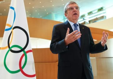 IOC chief Bach says Olympic Games cannot be 'marketplace of demonstrations' – Reuters