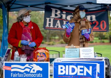 Virginia Democrats, Thrilled With Biden Victory, Aren't Looking for Carbon Copy