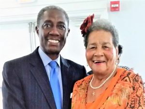 Commissioners Mable Butler and Homer Hartage Encourage African Americans to get COVID-19 Vaccine