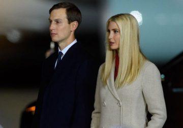Where do Ivanka Trump and Jared Kushner go from here?