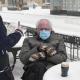 Bernie Sanders sports 'grumpy chic' style at inauguration