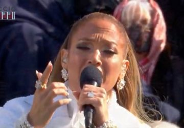Jennifer Lopez's 'This Land Is Your Land' Performance Criticized For Colonial Themes – HuffPost Canada