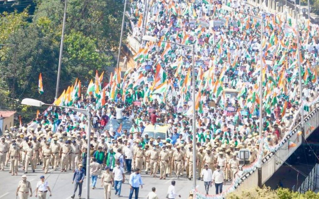 Karnataka Bengaluru Live Updates: Karnataka farmers plan massive tractor rally in Bengaluru on Jan 26