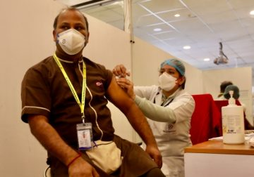 India starts world's largest COVID-19 vaccination drive – CTV News