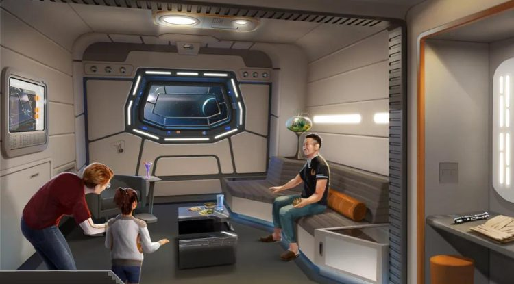 Disney's Star Wars: Galactic Starcruiser hotel stays will cost at least $4,809