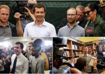 10 Things in Politics: Buttigieg mafia becoming DC stars
