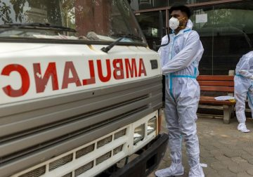 India reports 42982 new coronavirus cases in last 24 hours – Reuters India